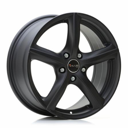 AVUS Racing AF8 6,5x16 4x108 +45 63,4 MATT BLACK (A08065164108045634S0)
